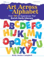 Art Across the Alphabet