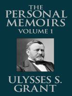 The Personal Memoirs of Ulysses S. Grant, Vol. 1