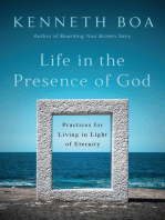Life in the Presence of God