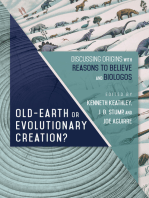 Old-Earth or Evolutionary Creation?
