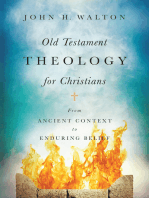 Old Testament Theology for Chr
