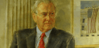 Congress Takes A Brush To The Budget, Barring Federal Funds For Portraits