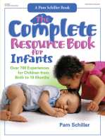 The Complete Resource Book for Infants