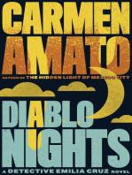 Diablo Nights: Detective Emilia Cruz, #3