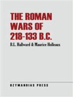 The Roman Wars of 218-133 B.C.