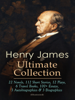 HENRY JAMES Ultimate Collection