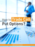 How to Trade Call & Put Options?