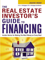 The Real Estate Investor's Guide to Financing