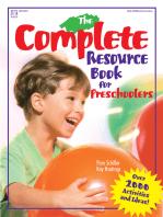 The Complete Resource Book for Preschoolers