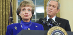 The Fall Of Harriet Miers
