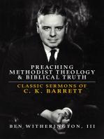 Preaching Methodist Theology & Biblical Truth