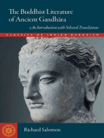 Buddhist Literature of Ancient Gandhara: An Introduction with Selected Translations