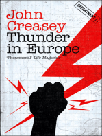 Thunder in Europe
