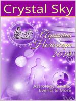 Aquarius Horoscope 2019
