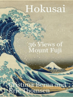 Hokusai - 36 Views of Mount Fuji