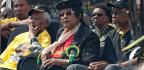Winnie Madikizela-Mandela, Ex-wife Of Nelson Mandela, Dies At 81