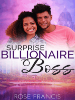 Surprise Billionaire Boss