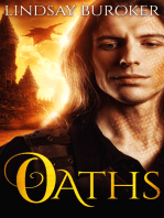 Oaths (Dragon Blood, Book 8)