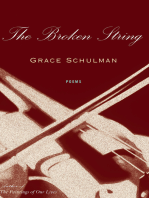 The Broken String: Poems