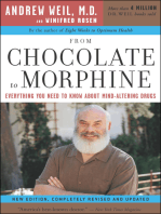 From Chocolate to Morphine: Everything You Need to Know About Mind-Altering Drugs