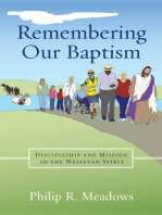 Remembering Our Baptism