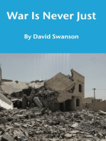 War Is Never Just