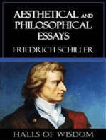 Aesthetical and Philosophical Essays [Halls of Wisdom]