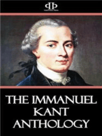 The Immanuel Kant Anthology