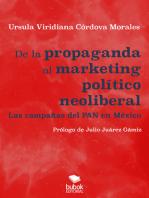 De la propaganda al marketing político neoliberal