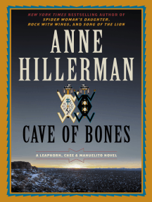 Cave of Bones: A Leaphorn, Chee & Manuelito Novel
