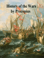 History of the Wars by Procopius