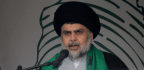 Ahead Of Iraq's Elections, Muqtada Al-Sadr Reinvents Himself — Again