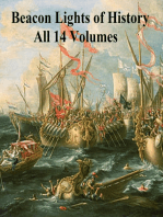 Beacon Lights of History (Lord's Lectures), all 14 volumes in a single file