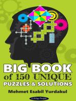 Big Book of 150 Unique Puzzles & Solutions