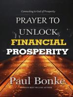 Prayer to Unlock Financial Prosperity