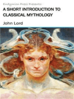 A Short Introduction to Classical Mythology