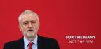 Jeremy Corbyn's Jewish Problem