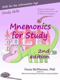 Mnemonics for Study (2nd ed.)