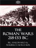 The Roman Wars 218-133 BC
