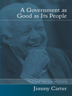 A Government as Good as Its People