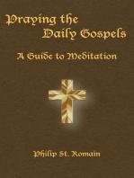 Praying the Daily Gospels