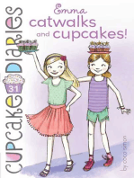 Emma Catwalks and Cupcakes!