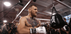 McGregor Loses Control At UFC Media Day Event