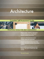 Architecture Complete Self-Assessment Guide