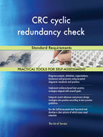 CRC cyclic redundancy check Standard Requirements