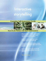 Interactive storytelling Complete Self-Assessment Guide