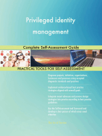 Privileged identity management Complete Self-Assessment Guide
