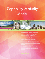 Capability Maturity Model A Clear and Concise Reference