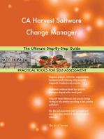 CA Harvest Software Change Manager The Ultimate Step-By-Step Guide