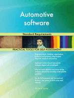 Automotive software Standard Requirements